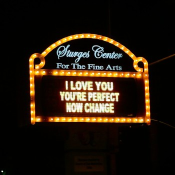I Love You, Your Perfect, Now Change